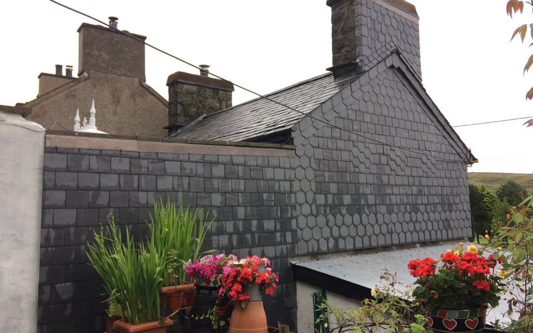 Decorative Slate Cladding